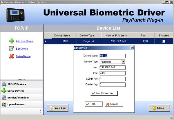 Universal Biometric Driver | Xpress Software Inc  | Page 2