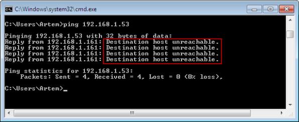 PING_IP_Failed
