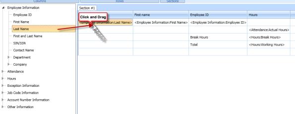 Export Editor Add Info
